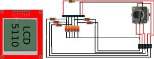 Display_Encoder_Modul