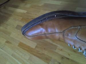 Schuh Genagelt