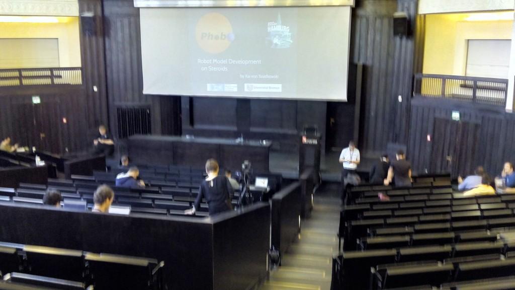 Vortragssaal